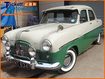 Classic Car - Ford Zephyr Six