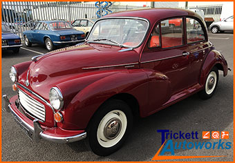 Classic Car - Morris Minor Car