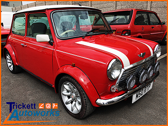 Classic Car - Mini Cooper